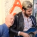 Bronski Beat's Jimmy Somerville Joins Street Performer